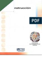 INEGI-censos Económicos2004-Construccion