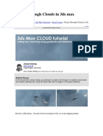 Flying Through Clouds in 3ds max.docx