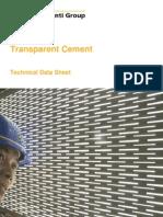 Trasparentpanelstechnicaldatasheet Ing