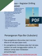 Potensi Bahaya – Kegiatan Drilling
