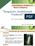 PEIA Impacto Ambiental