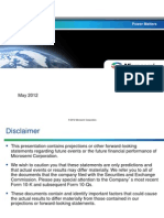 MSCC Corporate Presentation