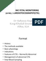 03 Electronic Fetal Monitoring (EFM) DrRehana