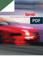 Garrett Catalog