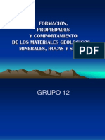 Diapositivas Geologia Aplicada[1] Ultimas