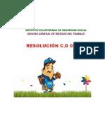 Resolucion C.D. 021