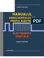 Manualul Absolventului de Profil Electric