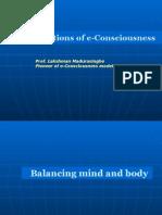 e Consciousness