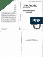 Bratosevich - Taller literario - Metodología - Dinámica grupal - Bases teóricas