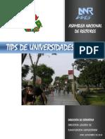 Tips de Universidades