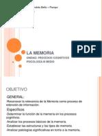 La Memoria.ppt