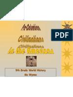 maya aztec inca