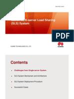 75319133 M2000 Multi Server Load Sharing SLS System Solution