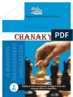Chanakya Brochure Email