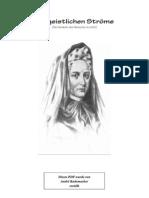 Die geistlichen Stroeme - Madame Guyon