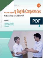 Buku Pelajaran SMA Kelas 10 - Bahasa Inggris Jilid 1