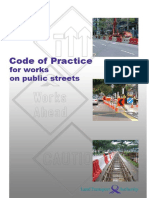 COP for Works on Public Streets_Mar09Edrev1