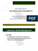 1- Laboratory Quality Management [Compatibility Mode]