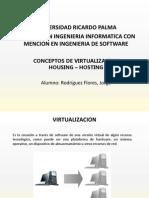 Conceptos de Virtualizacion