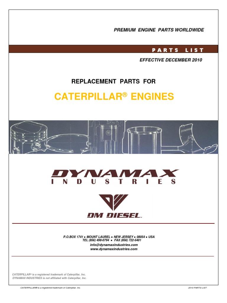 KIT-GASKET 6V5910 1141817 for Caterpillar CAT 2322600