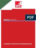 Dialogpapier Gesundheit Und Pflege