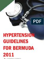 Hyper Tenison Guidelines 2011