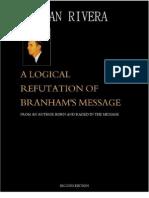 A Logical Refutation of Branham's Message