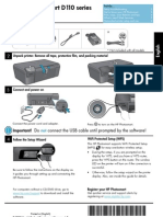 Hp d110b Manual