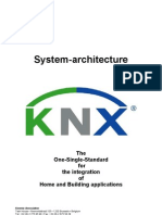 KNX Architecture_ April 2003
