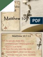 2. Bible Readings