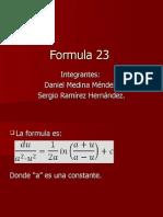 Formula 23