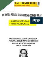 La Novela Peruana-Antonio Cornejo Polar1