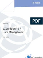 Data Management User Guide