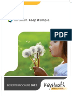 Keyhealth Marketing Brochure 2012 Final