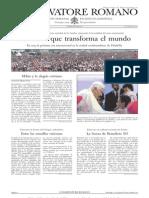 L´OSSERVATORE ROMANO. 10 Junio 2012