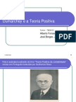 Dumarchey e a Teoria Positiva