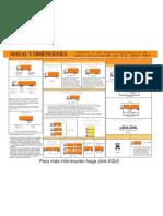 Anexo IX Masas y Dimensiones Resumen Grafico