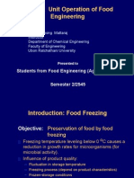 Unit Food Freezing.ppt