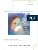 Rapport de Stage 2012-Qualite de l'Eau Potable-ikram Boutchich