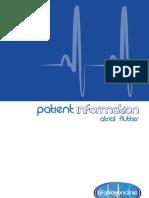 Atrial Flutter Patient Info 2011
