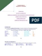 Formation Du Subjonctif