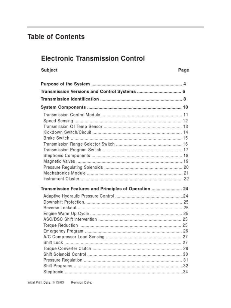 Astonishing Bmw Automatic Transmission Manual Transmission 5 5K Views Wiring Database Lotapmagn4X4Andersnl