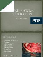 Creating Stoma Contruction Ok