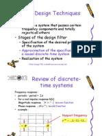 Chap7 Filter Design FIR