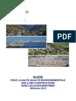 Devdurable Guide Construction Hqe