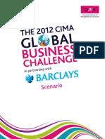 GBC 2012 - Scenario