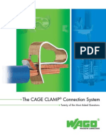Cage Clamp TB