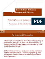 HEC - Korn Ferry Presentation