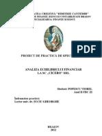 Model Practica 2012