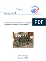 Peace Corps Care Manual (health) Group Approach Manual (IEC / BCC)